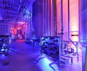 2017 FFB Pressetermin Technische Investitionen Biermischanlage2