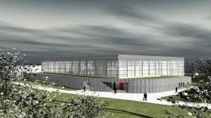 Eishalle Freising klein
